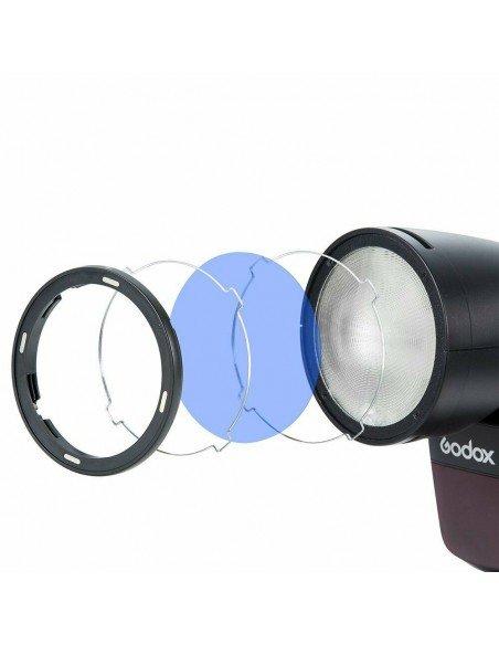 Kit filtros Godox SA-11C efectos creativos para AK-R1