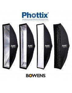 Ventana rápida Phottix Raja 30x140cm montura Bowens