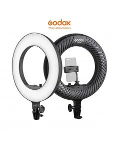 Anillo LED Bicolor Godox LR180 36cm