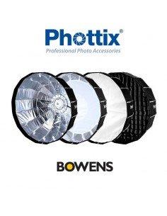 Mando Phottix cable 1 metro para Canon 1200D G10 G11 G12 G15 G16