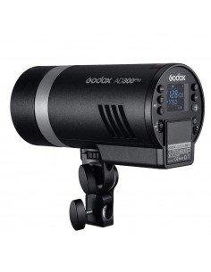 Soporte adaptador Godox S-type montura Elinchrom para flash compacto