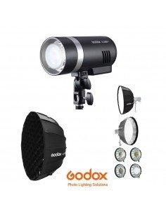 Kit flash Godox AD300Pro con Softbox