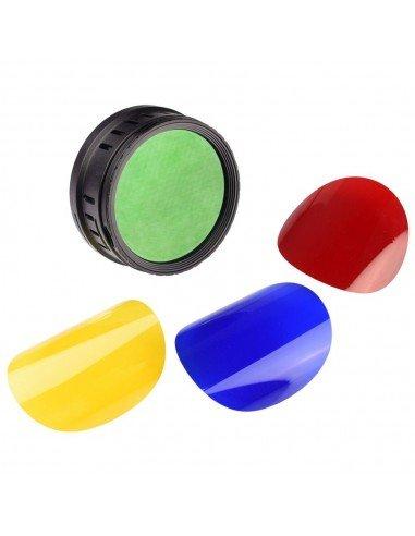 Disparador Flash Phottix STRATO II Multicanal 5-en-1 para Canon