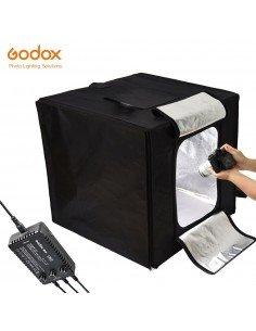 Caja de Luz GODOX de 60cm con iluminación LED