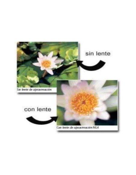 LENTES DE APROXIMACIÓN 72 mm macro +1+2+4
