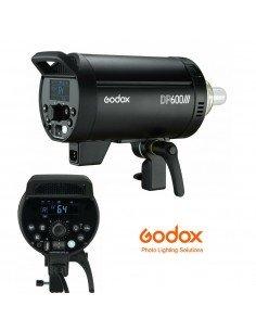 Flash Godox DP600III con...