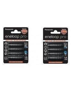 Pack 8 baterías recargables...