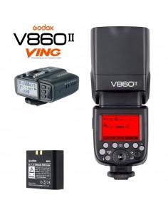 Kit Flash Godox Ving V860II...