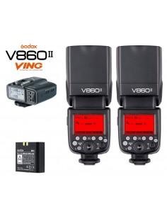 Disparador Phottix para Nikon D7100 D7200 D600 D610 D750 D90