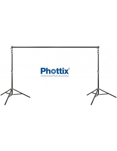 Kit Ventana Phottix Pro Easy-Up HD Octa 80cm con Grid y rótula Varos Pro S