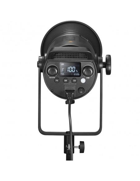 Antorcha Led YN-300 II con viseras para cámara y vídeo