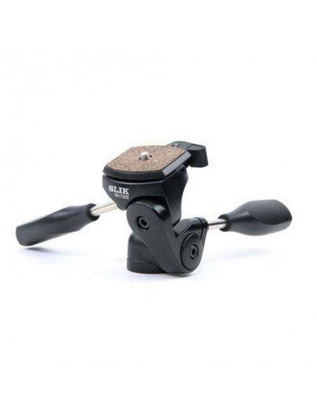 Trípode Slik Pro 400 DX A.M.T. con rótula SH-705E