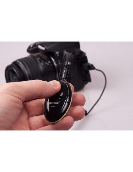 MANDO RC-5 para Canon 300D, 350D, 400D, 450D, 500D, 550D, 600D, 650D