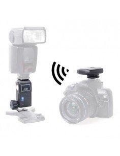 Intervalometro inalámbrico para Canon 1Ds 1D Mark II III IV 5D Mark II III 6D 7D 7D Mark II 10D 20D 30D 40D 50D