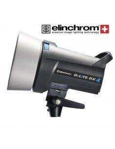 Flash Elinchrom compacto D-Lite RX 4 nº guia 64.3 multivoltaje