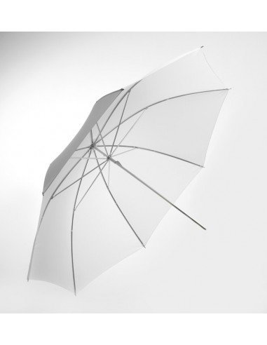 Paraguas Portalite 85cm traslúcido
