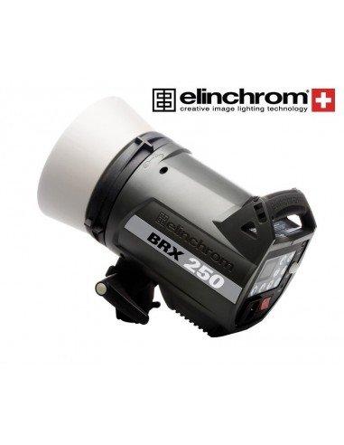 Flash compacto Elinchrom BRX250 nº guia 64 multivoltaje