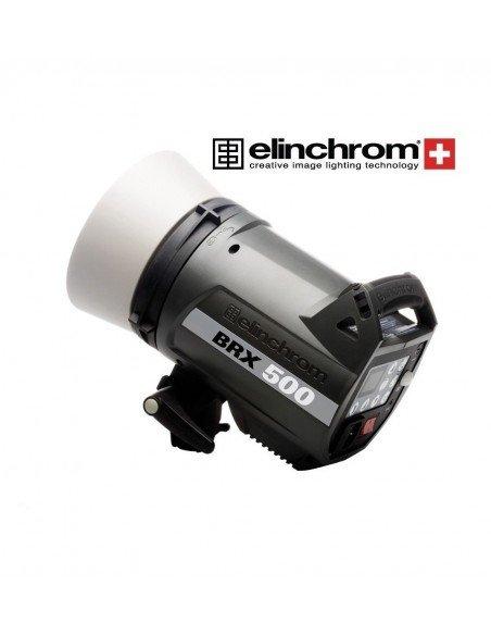 Kit 2 Flashes Elinchrom BRX500 TO GO + Batería