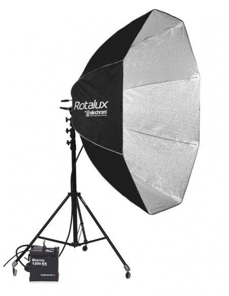 Ventana Rotalux octa indirect deep 150cm
