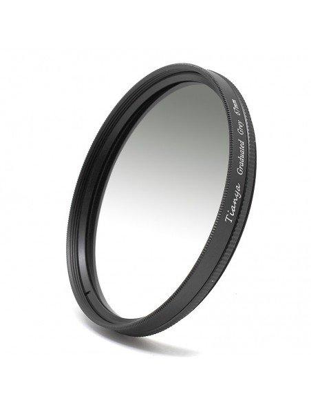 Filtro degradado circular gris neutro 62mm