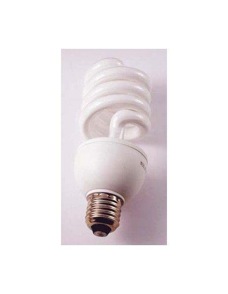 Lámpara fluorescente espiral 28W / 220V E27 E-27