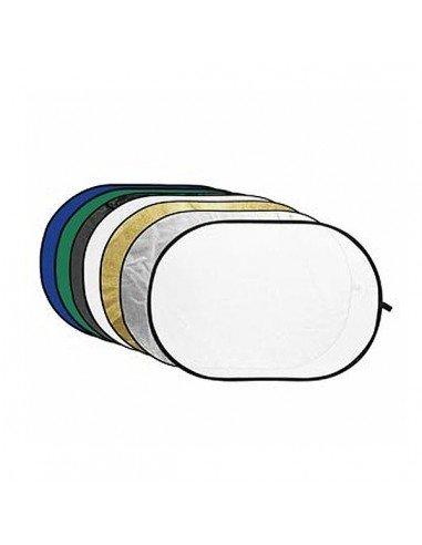 Reflector ovalado Godox 7 en 1 de 80x120cm