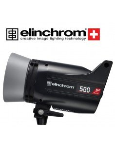 Flash compacto Elinchrom ELC Pro HD500