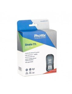 Receptor adicional Phottix Strato TTL para Canon