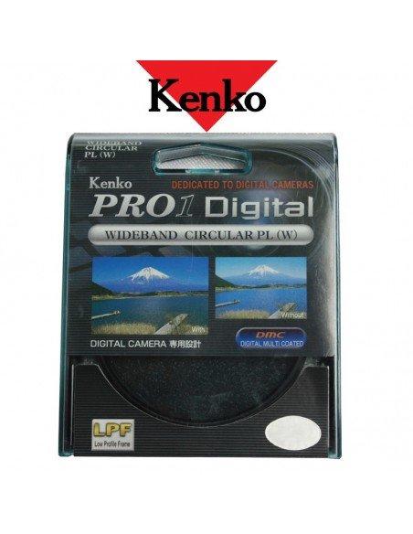 Filtro Kenko CPL Pro 1D Ultra Slim 82mm polarizador circular