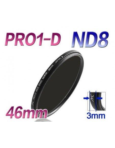 FILTRO JYC ND8 PRO 1D Ultra Slim 46 mm