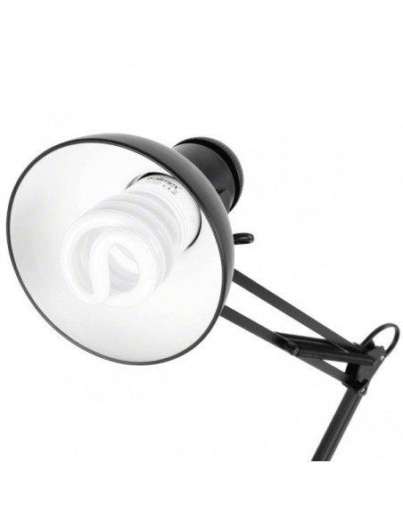 Set 3 lámparas Walimex Daylight luz de día con reflector