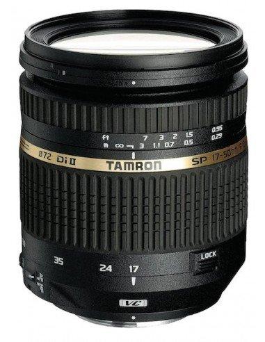 Objetivo SP AF 17-50mm F/2.8 XR Di II VC LD ASL (IF) Nikon II