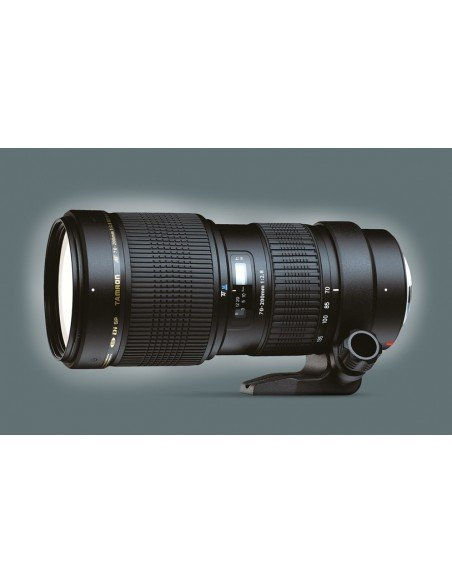 Objetivo SP AF 70-200 mm F/2.8 Di LD (IF) MACRO Canon