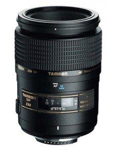Objetivo SP AF 90 mm F/2.8 Di MACRO 1:1 Nikon II