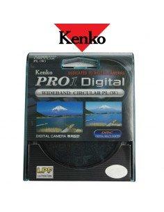 Filtro Kenko CPL Pro 1D Ultra Slim 52mm polarizador circular