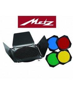 Kit de pestañas móviles Metz BD-18 para reflectores de 18cm