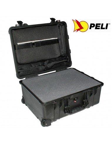 Maleta 1560 LFC con espuma Pick N Pluck™ y organizador de tapa