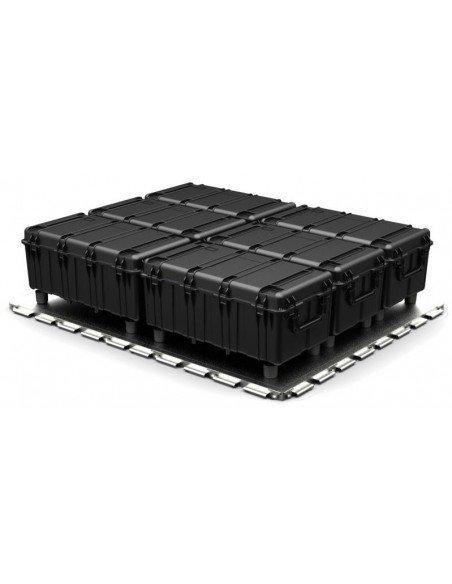 Maleta Peli 0550 con Foam Negro