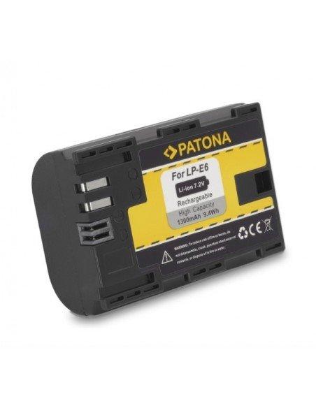 Batería Patona Premium LP-E8 para Canon 550D 600D 650D 700D