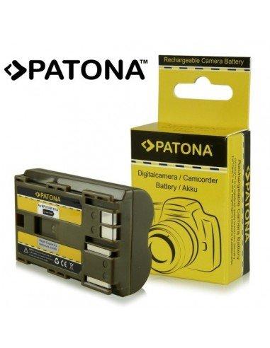 Batería Patona BP-511 para Canon Powershot G1 G2 G3 G5 G6 PRO1 PRO 90IS
