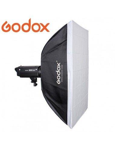 Ventana Godox Premium 90x90cm con adaptador Bowens S