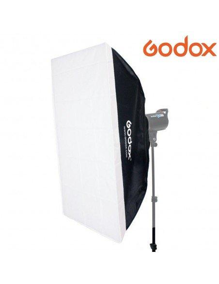Ventana Godox Premium 70x100cm con adaptador Elinchrom