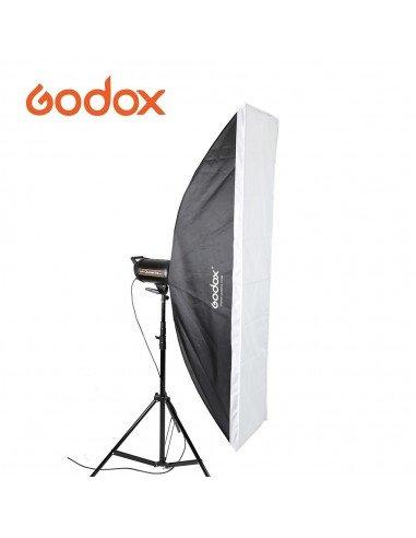 Ventana Godox Premium 35x160cm con adaptador Elinchrom
