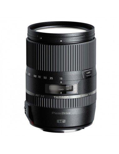 Objetivo Tamron 16-300mm F/3.5-6.3 Di II VC PZD para Canon