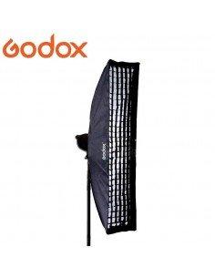 Ventana Godox Premium 35x160cm con adaptador Elinchrom y GRID