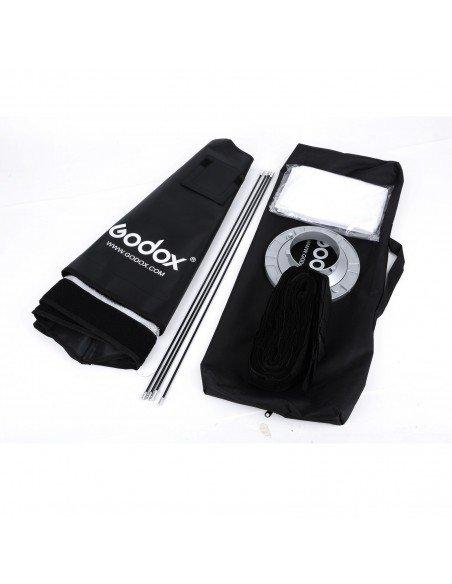 Ventana Godox Premium 60x60cm con adaptador Bowens S y GRID
