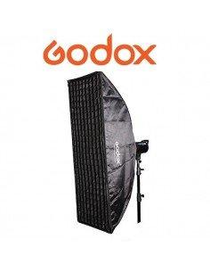 Ventana Godox Premium 70x100cm con adaptador Elinchrom y GRID