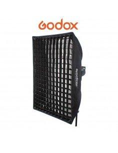 Ventana Godox Premium 90x90cm con adaptador Bowens S y GRID