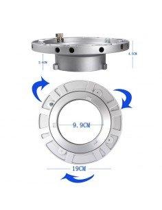 Filtro PRAKTICA (B+W) Schneider CPL MC 58mm polarizador circular