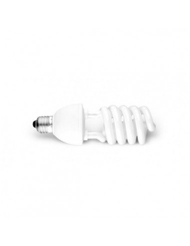 Lámpara fluorescente espiral E27 36W / 220v